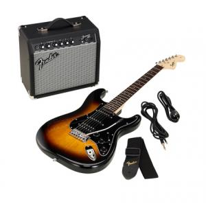 "Take the ""IS IT GOOD FOR ME"" test for ""Fender SQ Affinity Strat Pack HSS BSB"", read the reviews and join the community!"