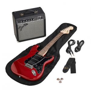 "Take the ""IS IT GOOD FOR ME"" test for ""Fender SQ Affinity Strat Pack HSS CAR"", read the reviews and join the community!"