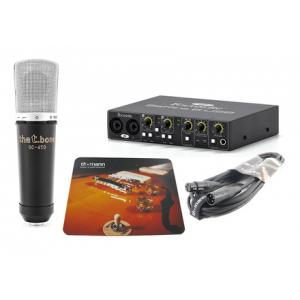 Is Focusrite Saffire 6 USB Mic Bundle a good match for you?