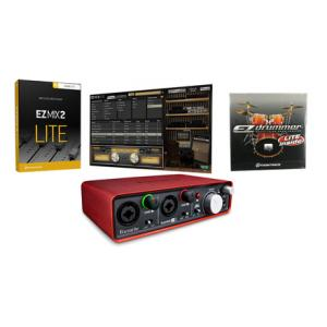 Is Focusrite Scarlett 2i2 Toontrack Bundle a good match for you?