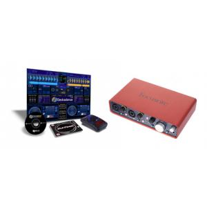 Is Focusrite Scarlett 2i4 DJ-Mouse Bundle a good match for you?