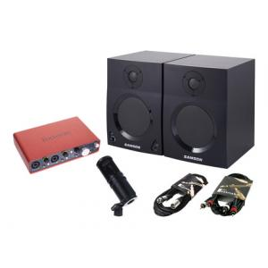 Is Focusrite Scarlett 2i4 Recording Bundle a good match for you?