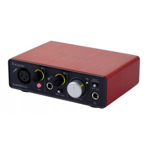 Is Focusrite Scarlett Solo a good match for you?