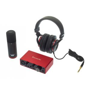 Is Focusrite Scarlett Solo Studio 3rd Gen a good match for you?