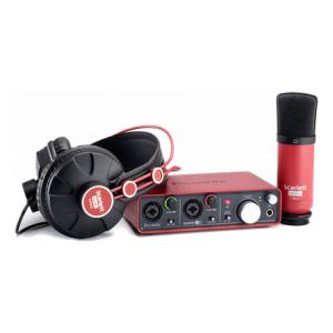 Is Focusrite Scarlett Studio a good match for you?