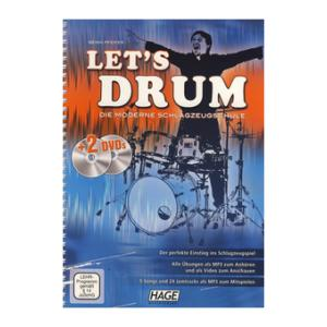 """Take the """"IS IT GOOD FOR ME"""" test for """"Hage Musikverlag Let's Drum"""", read the reviews and join the community!"""