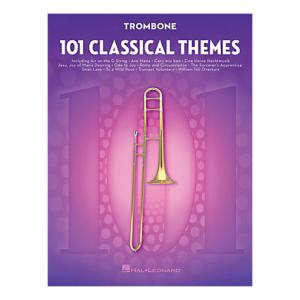 "Take the ""IS IT GOOD FOR ME"" test for ""Hal Leonard 101 Classical Themes Trombone"", read the reviews and join the community!"