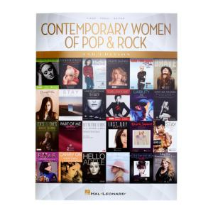 """Take the """"IS IT GOOD FOR ME"""" test for """"Hal Leonard Contemporary Women Of Pop"""", read the reviews and join the community!"""