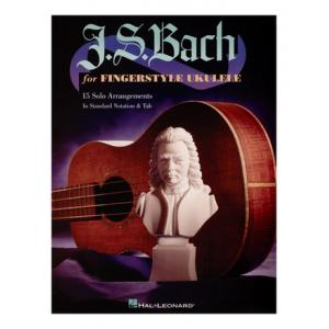 "Take the ""IS IT GOOD FOR ME"" test for ""Hal Leonard J.S.Bach f Fingerstyle Ukulele"", read the reviews and join the community!"
