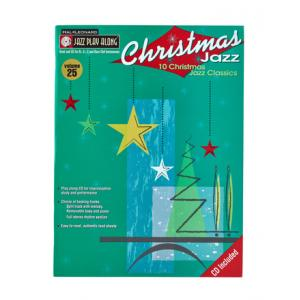 """Take the """"IS IT GOOD FOR ME"""" test for """"Hal Leonard Jazz Play-Along Christmas Jazz"""", read the reviews and join the community!"""