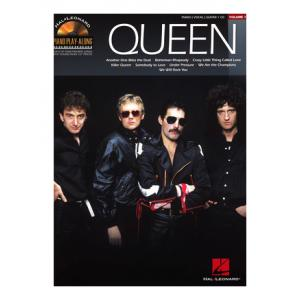 """Take the """"IS IT GOOD FOR ME"""" test for """"Hal Leonard Piano Play Along Queen"""", read the reviews and join the community!"""