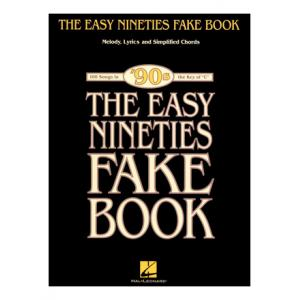 """Take the """"IS IT GOOD FOR ME"""" test for """"Hal Leonard The Easy Nineties Fake Book"""", read the reviews and join the community!"""