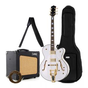 "Take the ""IS IT GOOD FOR ME"" test for ""Harley Benton BigTone Vintage White Bundle"", read the reviews and join the community!"
