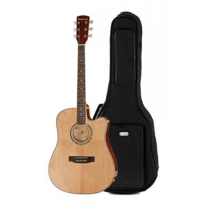 Is Harley Benton D-120CE NT Bundle a good match for you?
