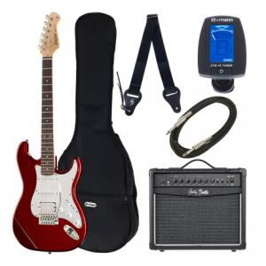 """Take the """"IS IT GOOD FOR ME"""" test for """"Harley Benton ST-20HSS CA Standard Set 1"""", read the reviews and join the community!"""