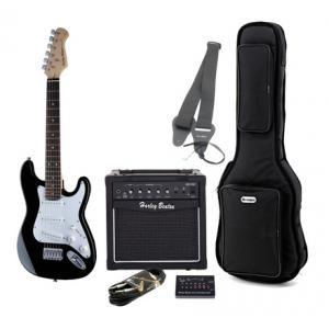 Ist Harley Benton ST-Mini BK Bundle 2 die richtige Musik Ausrüstung für Sie? Finden Sie heraus!