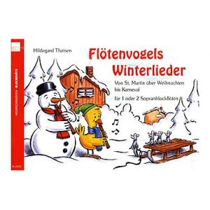 """Take the """"IS IT GOOD FOR ME"""" test for """"Heinrichshofen's Verlag Flötenvogels Winterlieder"""", read the reviews and join the community!"""
