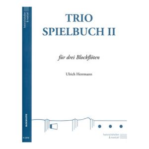"""Take the """"IS IT GOOD FOR ME"""" test for """"Heinrichshofen's Verlag Trio-Spielbuch 2 Blockflöte"""", read the reviews and join the community!"""