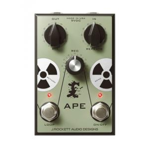 Is J. Rockett Audio Designs APE Preamp / Boost a good match for you?