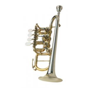 Is Johannes Scherzer High Bb/A-Trumpet 8111 ST a good match for you?