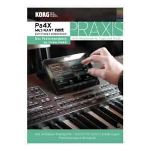Is Korg PA-4X Praxishandbuch a good match for you?