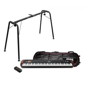"""Take the """"IS IT GOOD FOR ME"""" test for """"Korg SV1 88 BK Stage Pack Bundle"""", read the reviews and join the community!"""