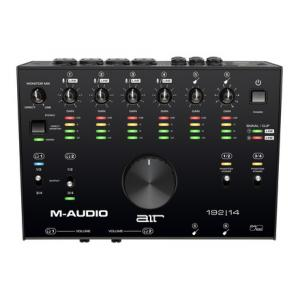 Is M-Audio AIR 192 14 a good match for you?
