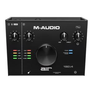 Is M-Audio AIR 192 4 a good match for you?
