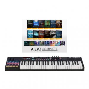 Is M-Audio Code 49 Black - AIEP3 Bundle a good match for you?