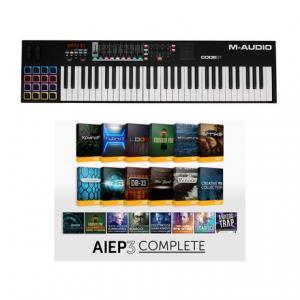 Is M-Audio Code 61 Black - AIEP3 Bundle a good match for you?