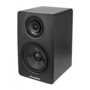 Is M-Audio M3-8 black a good match for you?