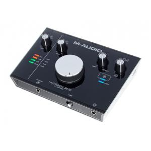 Is M-Audio M-Track 2x2 B-Stock a good match for you?