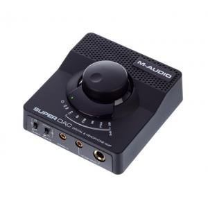 Is M-Audio Super DAC B-Stock a good match for you?