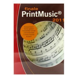 Ist MakeMusic Finale Printmusic 2011 D die richtige Musik Ausrüstung für Sie? Finden Sie heraus!