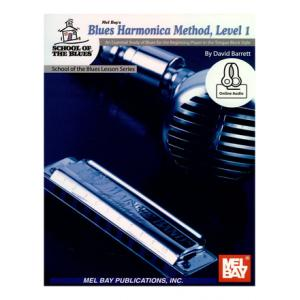 "Take the ""IS IT GOOD FOR ME"" test for ""Mel Bay Blues Harmonica"", read the reviews and join the community!"