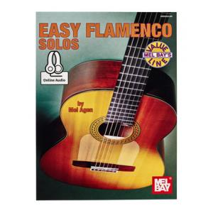 """Take the """"IS IT GOOD FOR ME"""" test for """"Mel Bay Easy Flamenco Solos"""", read the reviews and join the community!"""