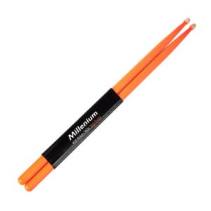 Is Millenium H5A Hickory Sticks Neon Orange a good match for you?