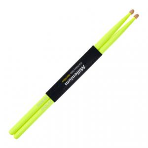 Is Millenium H5A Hickory Sticks Neon Yellow a good match for you?