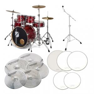 Is Millenium Hybrid Practice Drum Set RL a good match for you?