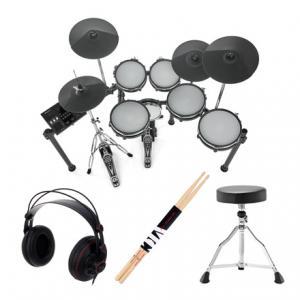 Is Millenium MPS-850 E-Drum Set Bundle a good match for you?