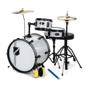 Is Millenium Youngster Drum Set Bdl. Silver a good match for you?