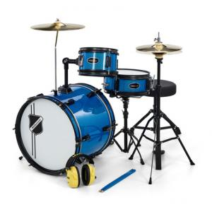 Is Millenium Youngster Drum Set Bundle Blue a good match for you?