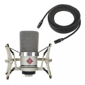 "Take the ""IS IT GOOD FOR ME"" test for ""Neumann TLM 102 Studio Set Bundle"", read the reviews and join the community!"