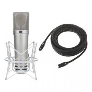 """Take the """"IS IT GOOD FOR ME"""" test for """"Neumann U87 Ai Studio Set ni Bundle"""", read the reviews and join the community!"""