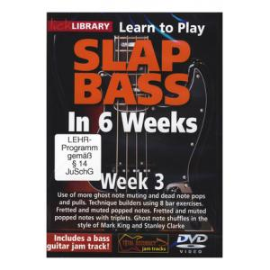 """Take the """"IS IT GOOD FOR ME"""" test for """"Roadrock International Slap Bass In 6 Weeks - Week 3"""", read the reviews and join the community!"""