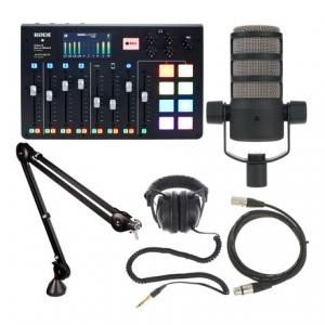Is Rode Rodecaster Pro Bundle 1 a good match for you?