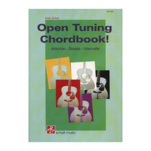"""Take the """"IS IT GOOD FOR ME"""" test for """"Schell Music Open Tuning Chordbook !"""", read the reviews and join the community!"""