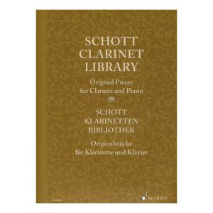 "Take the ""IS IT GOOD FOR ME"" test for ""Schott Clarinet Library"", read the reviews and join the community!"