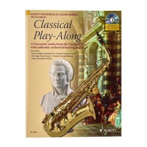 "Take the ""IS IT GOOD FOR ME"" test for ""Schott Classical Play-Along A-Sax"", read the reviews and join the community!"