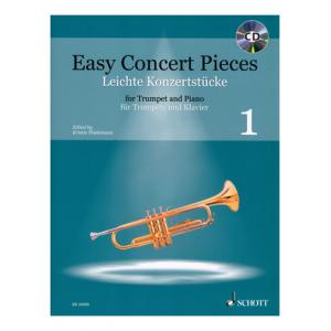 "Take the ""IS IT GOOD FOR ME"" test for ""Schott Easy Concert Pieces Trumpet 1"", read the reviews and join the community!"